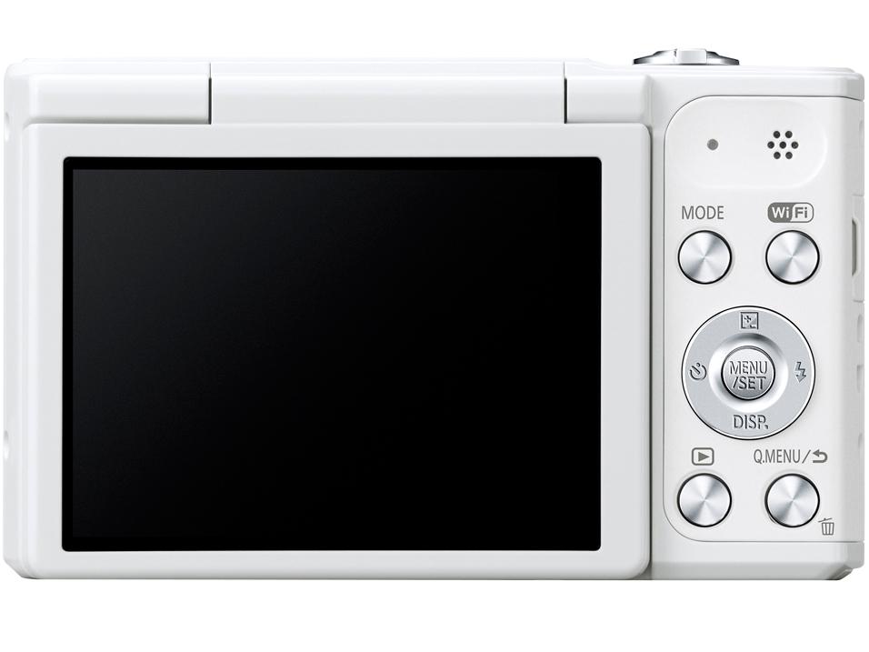『本体 背面』 LUMIX DMC-SZ10-W [ホワイト] の製品画像