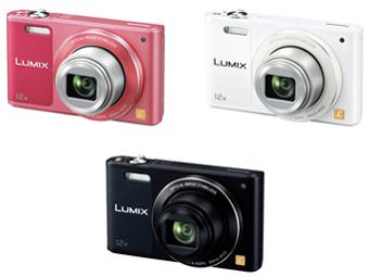 『カラーバリエーション』 LUMIX DMC-SZ10-W [ホワイト] の製品画像