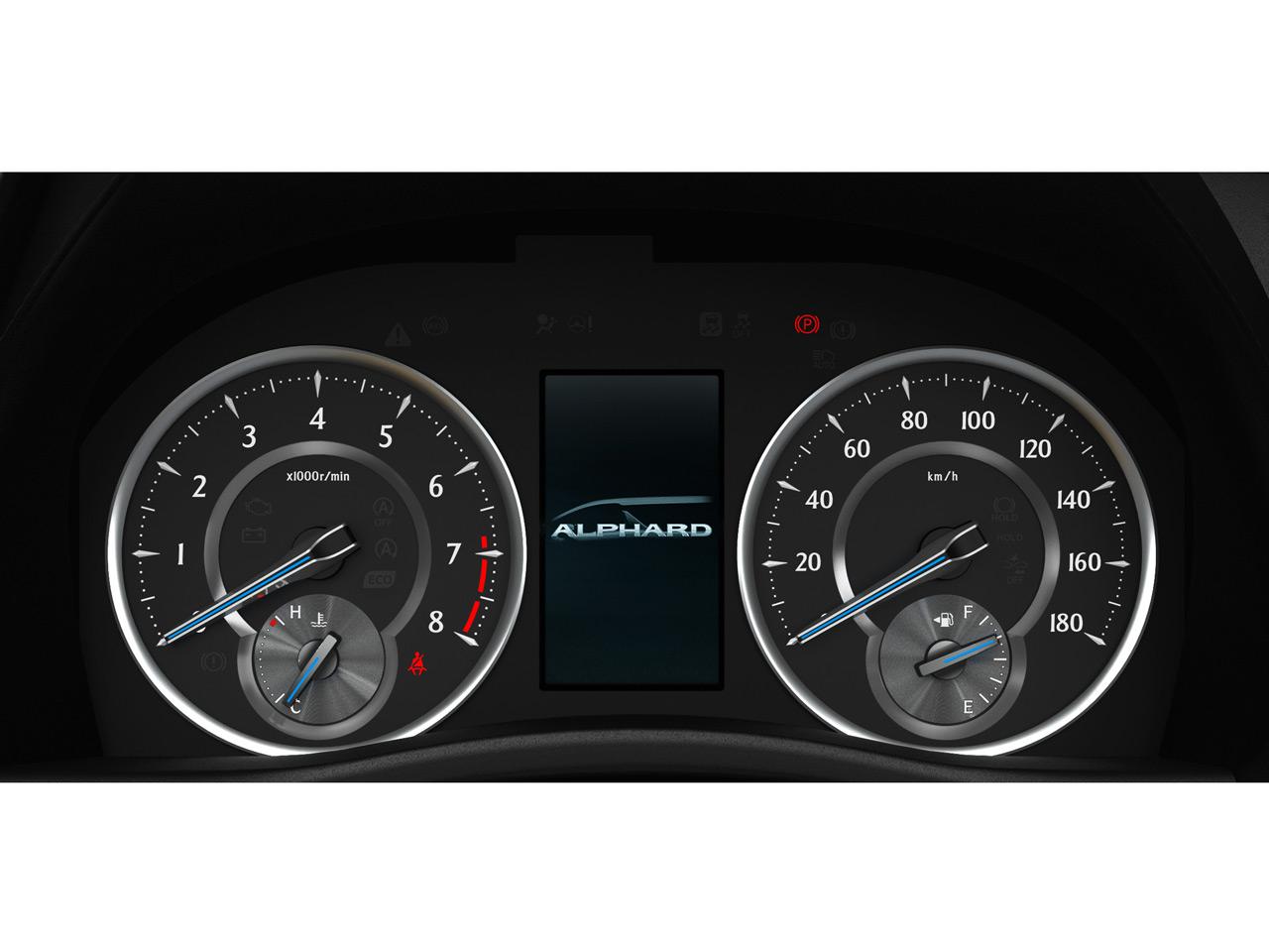 『インテリア2』 アルファード 2015年モデル の製品画像
