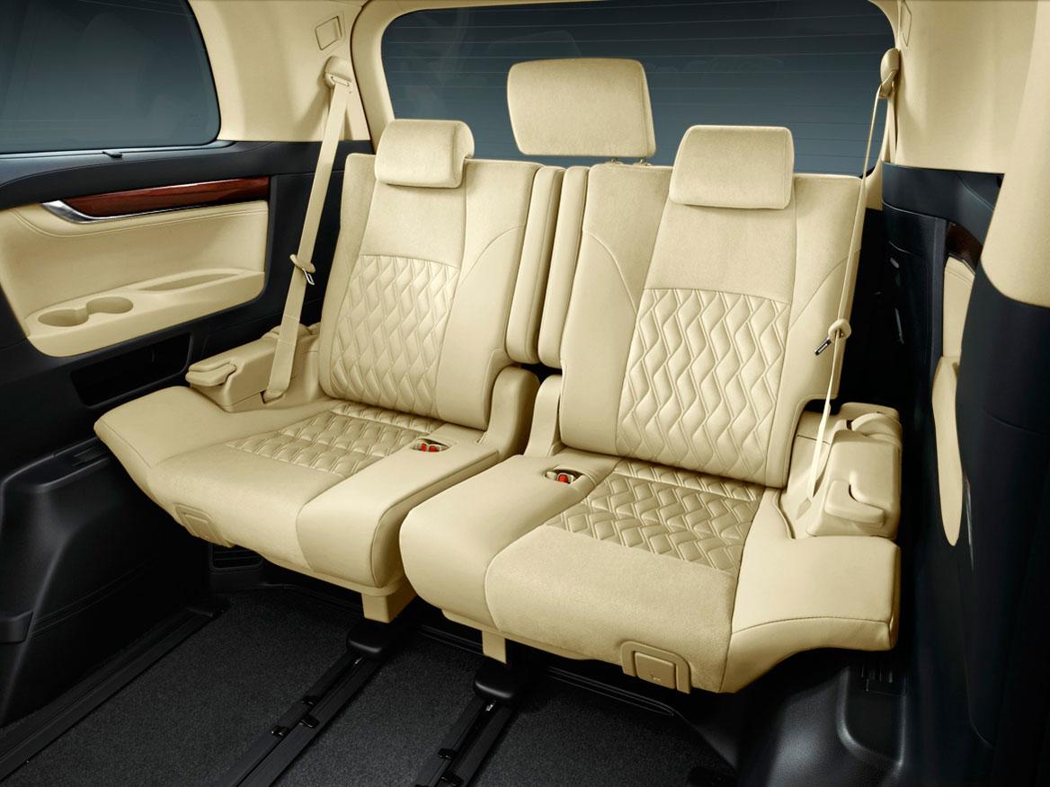 『インテリア3』 ヴェルファイア 2015年モデル の製品画像