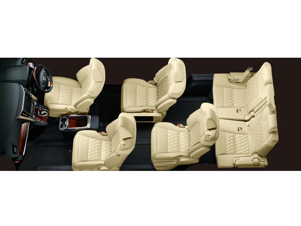 『インテリア4』 ヴェルファイア 2015年モデル の製品画像