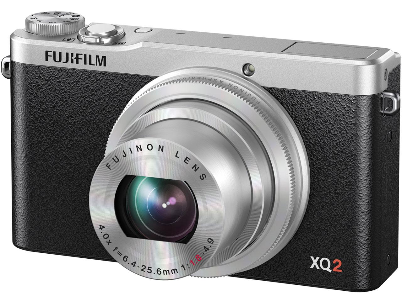 FUJIFILM XQ2 [シルバー] の製品画像