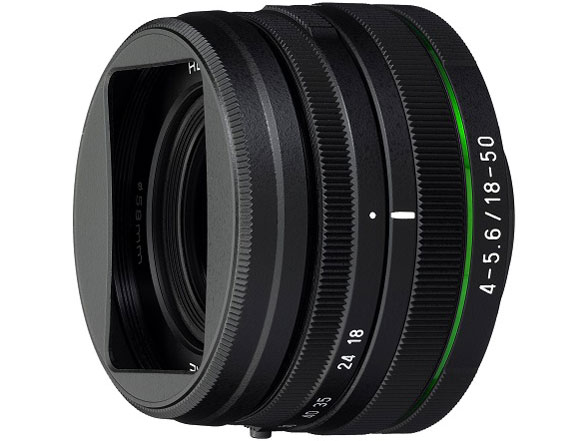 『本体1』 HD PENTAX-DA 18-50mmF4-5.6 DC WR RE の製品画像