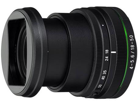 『本体3』 HD PENTAX-DA 18-50mmF4-5.6 DC WR RE の製品画像