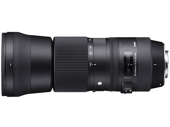 150-600mm F5-6.3 DG OS HSM Contemporary [�L���m���p] �̐��i�摜