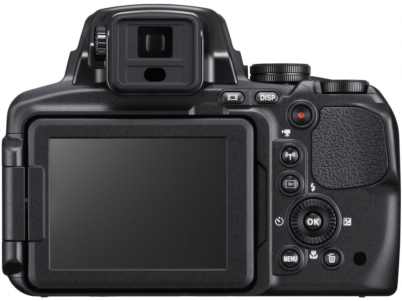 『本体 背面1』 COOLPIX P900 の製品画像