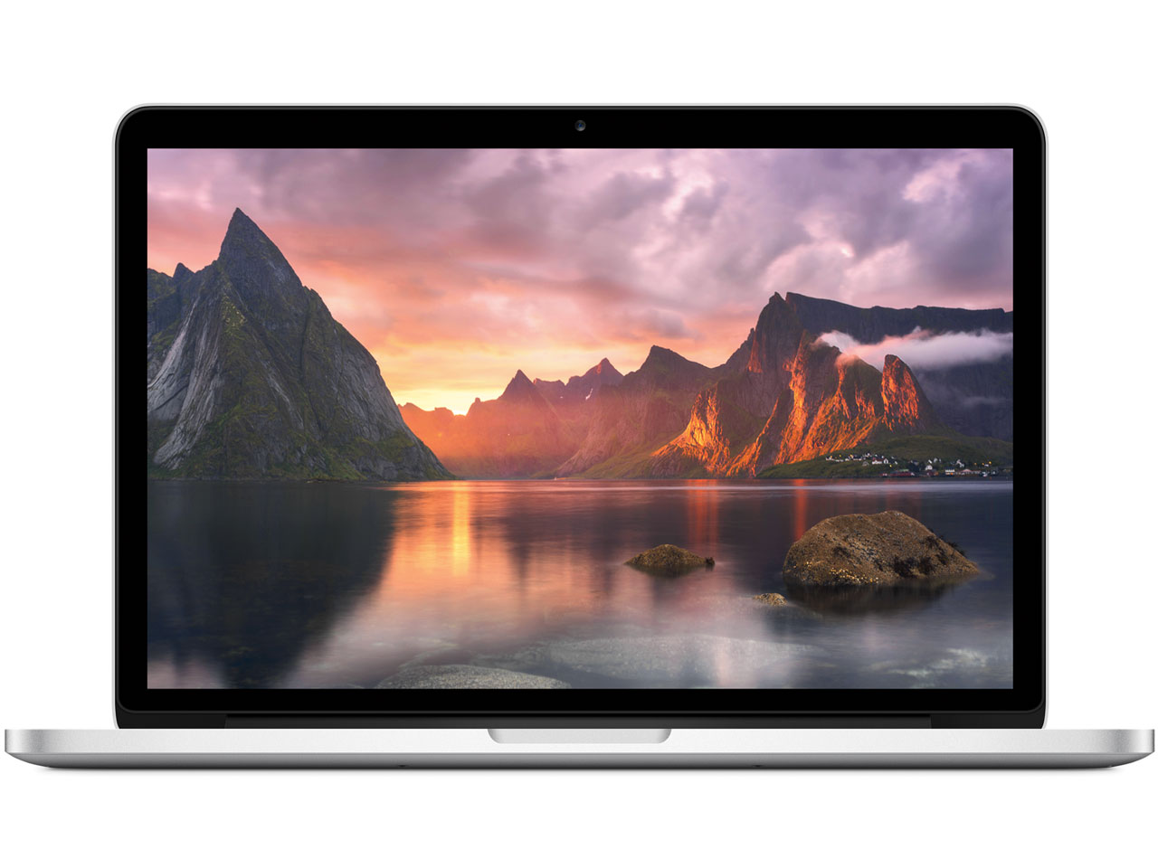 MacBook Pro Retinaディスプレイ 2700/13.3 MF840J/A の製品画像