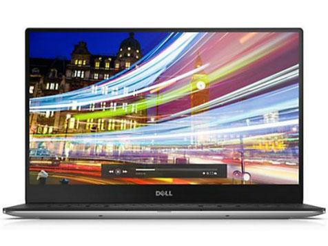 XPS 13 Graphic Pro プラチナ・タッチパネル Core i7 5500U・256GB SSD搭載・QHD+モデル の製品画像