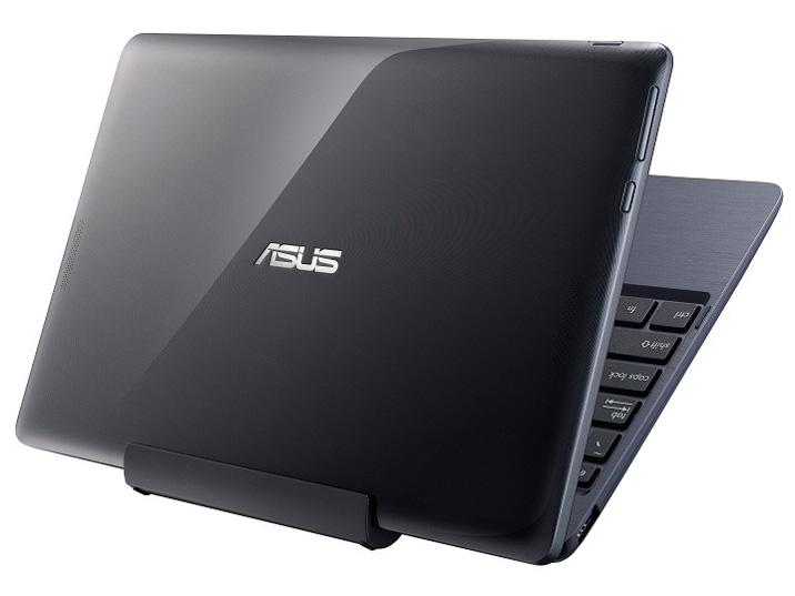 『本体 背面 斜め』 ASUS TransBook T100TAF T100TAF-DK32 の製品画像