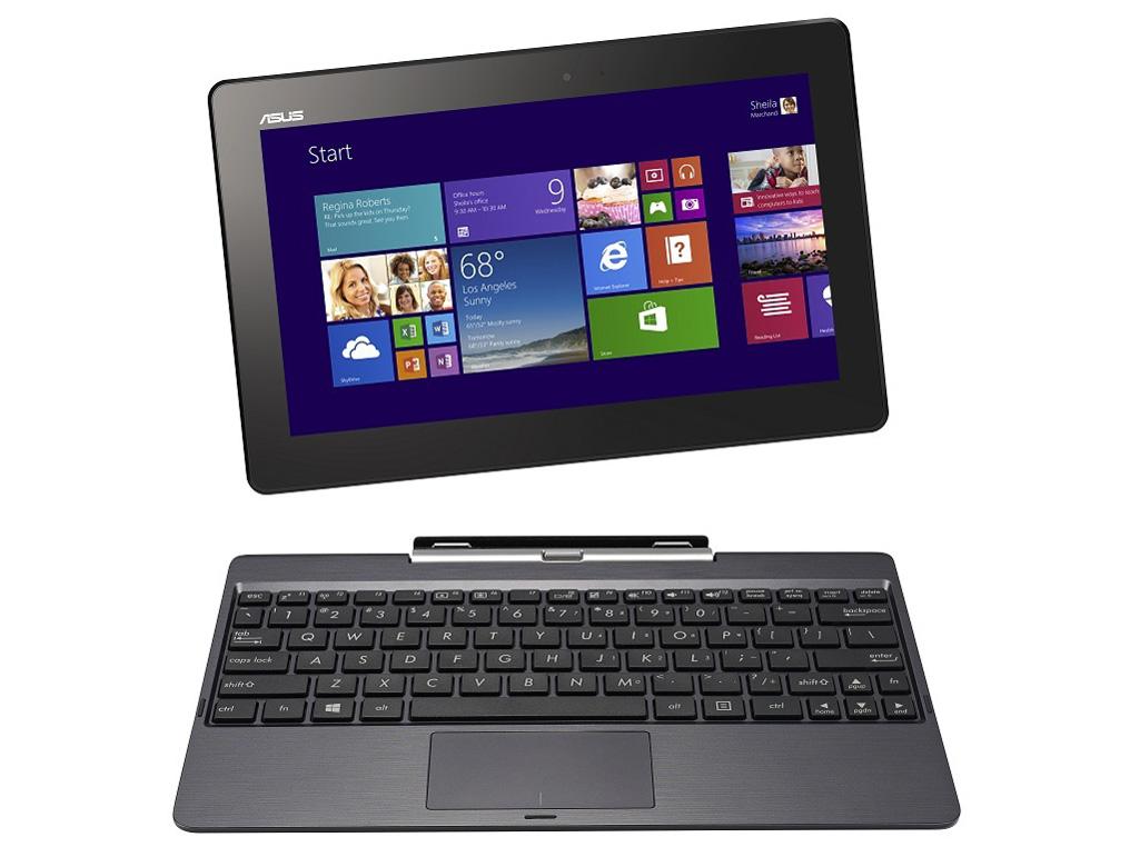 『本体 キーボード』 ASUS TransBook T100TAF T100TAF-DK32 の製品画像