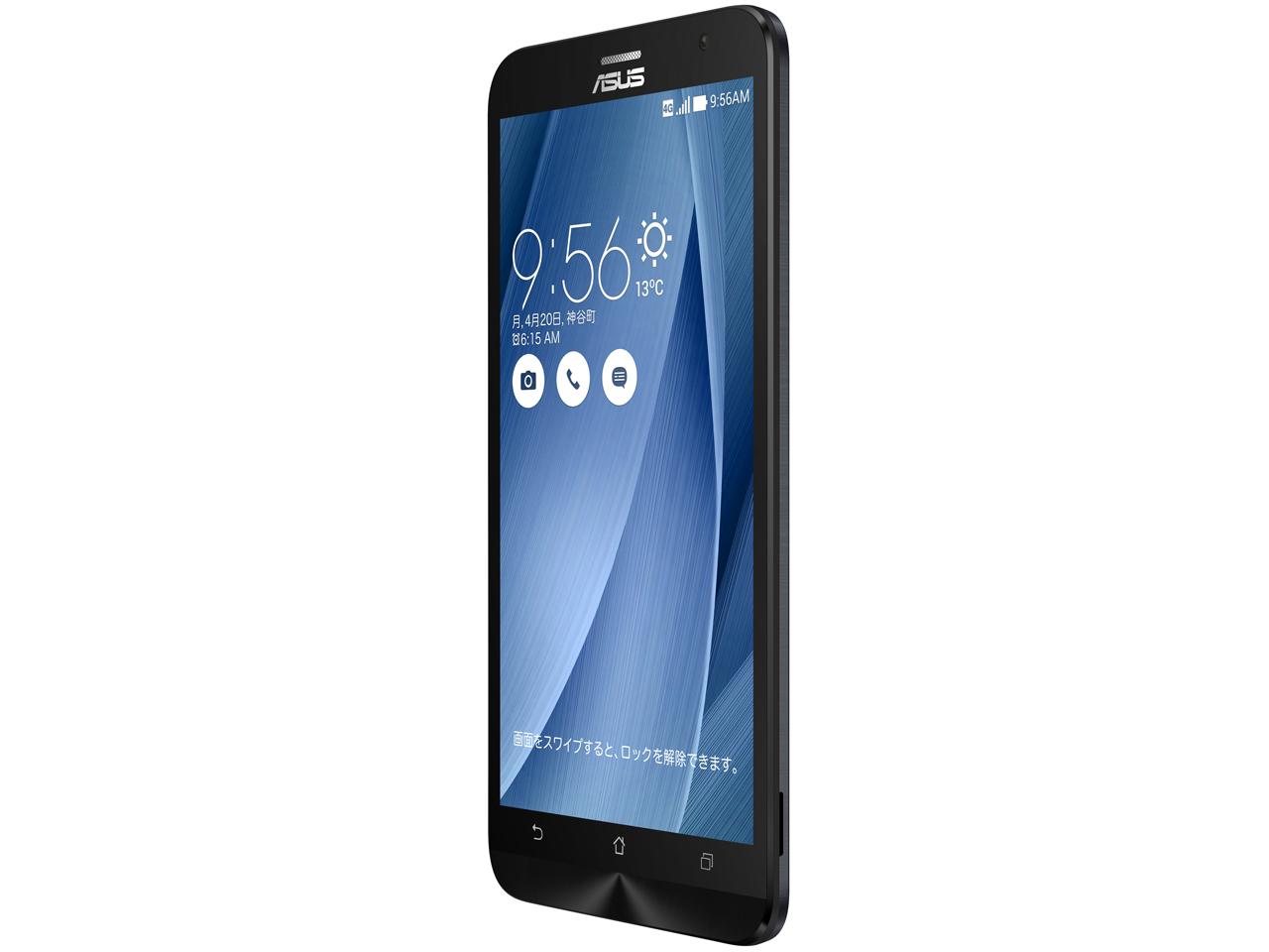 ZenFone 2 ZE551ML-GY64S4 SIMフリー [グレー] の製品画像