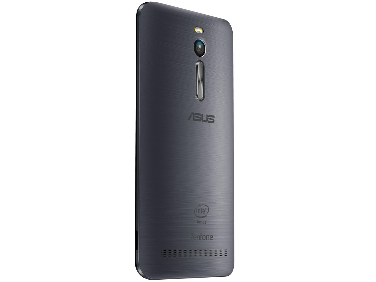 ZenFone 2 ZE551ML-GY64S4 SIM�t���[ [�O���[] �̐��i�摜