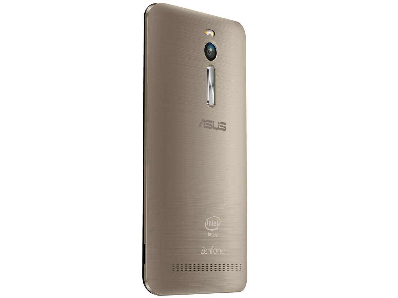 ZenFone 2 ZE551ML-GD32S4 SIM�t���[ [�S�[���h] �̐��i�摜
