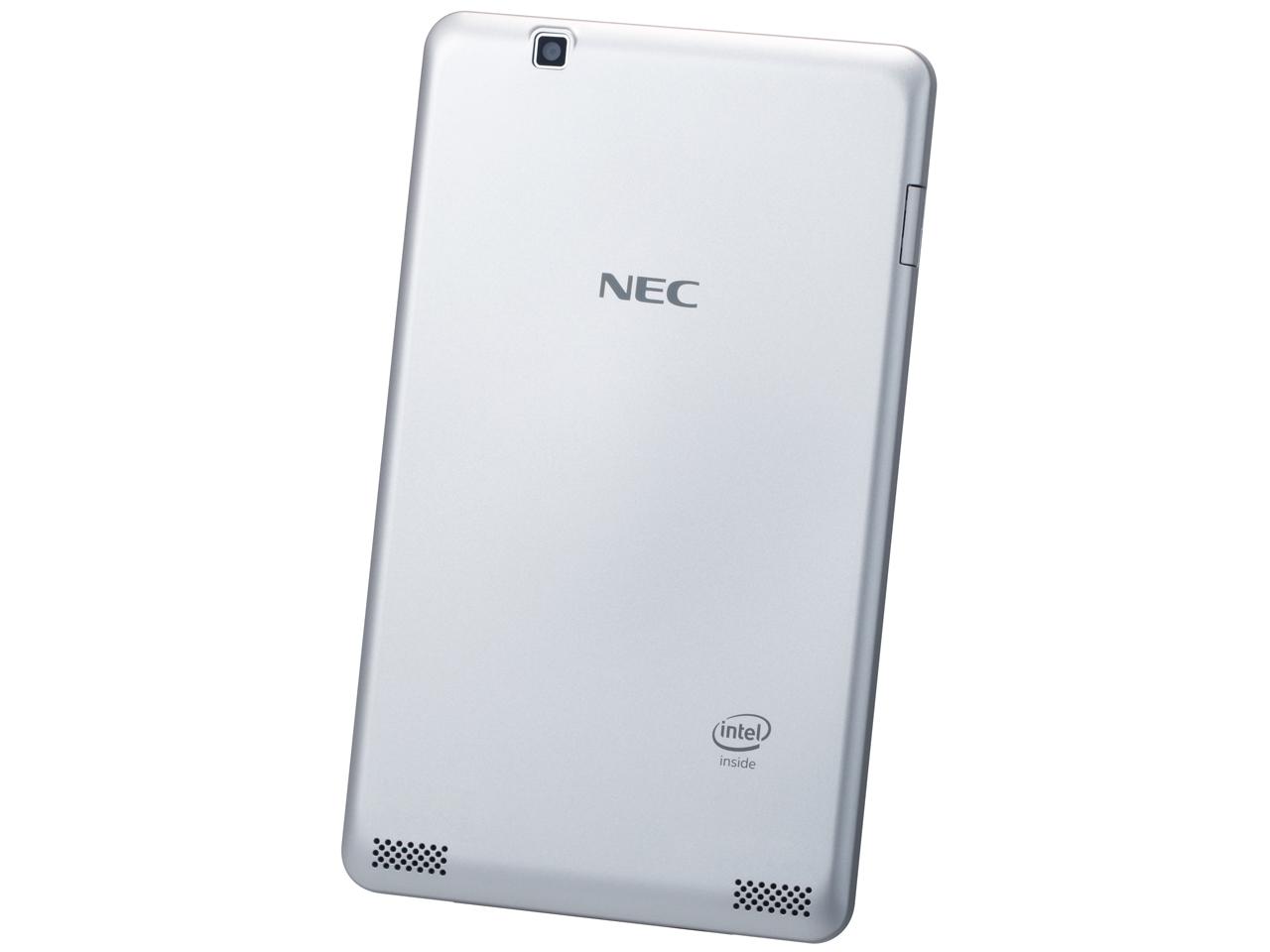 『本体 背面』 LAVIE Tab W TW508/BAS PC-TW508BAS の製品画像