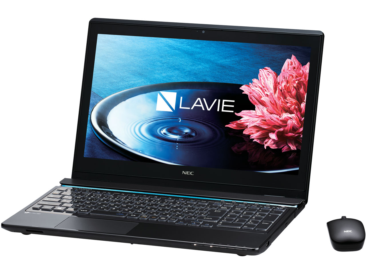 LAVIE Note Standard NS750/BAB PC-NS750BAB [�N���X�^���u���b�N] �̐��i�摜