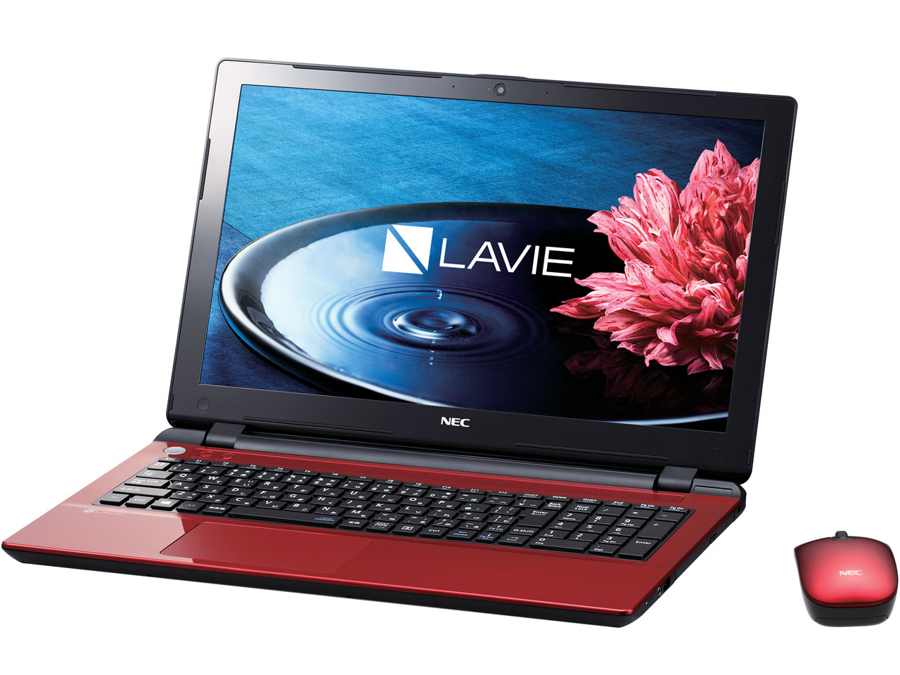 LAVIE Note Standard NS150/BAR PC-NS150BAR [���~�i�X���b�h] �̐��i�摜