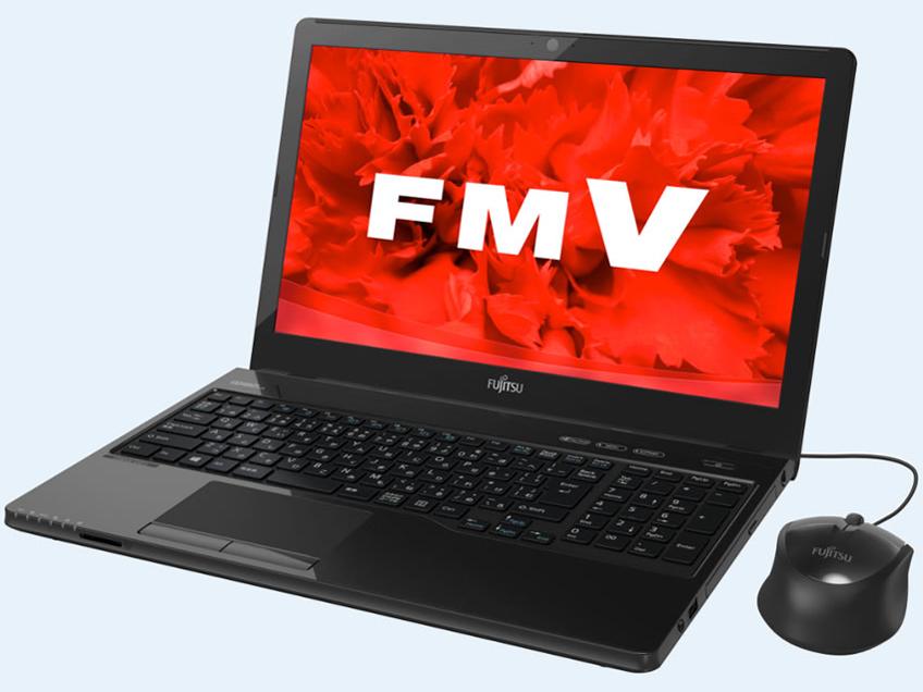 FMV LIFEBOOK AH42/U FMVA42UB [�V���C�j�[�u���b�N] �̐��i�摜