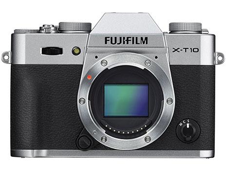FUJIFILM X-T10 ボディ [シルバー] の製品画像