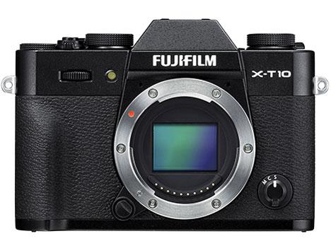 FUJIFILM X-T10 ボディ [ブラック] の製品画像
