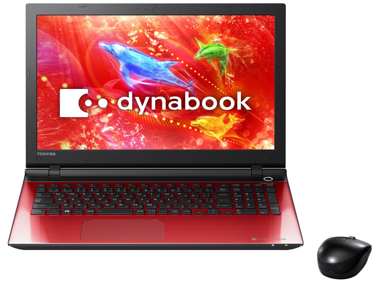 dynabook T75 T75/RR PT75RRP-HHA [モデナレッド] の製品画像
