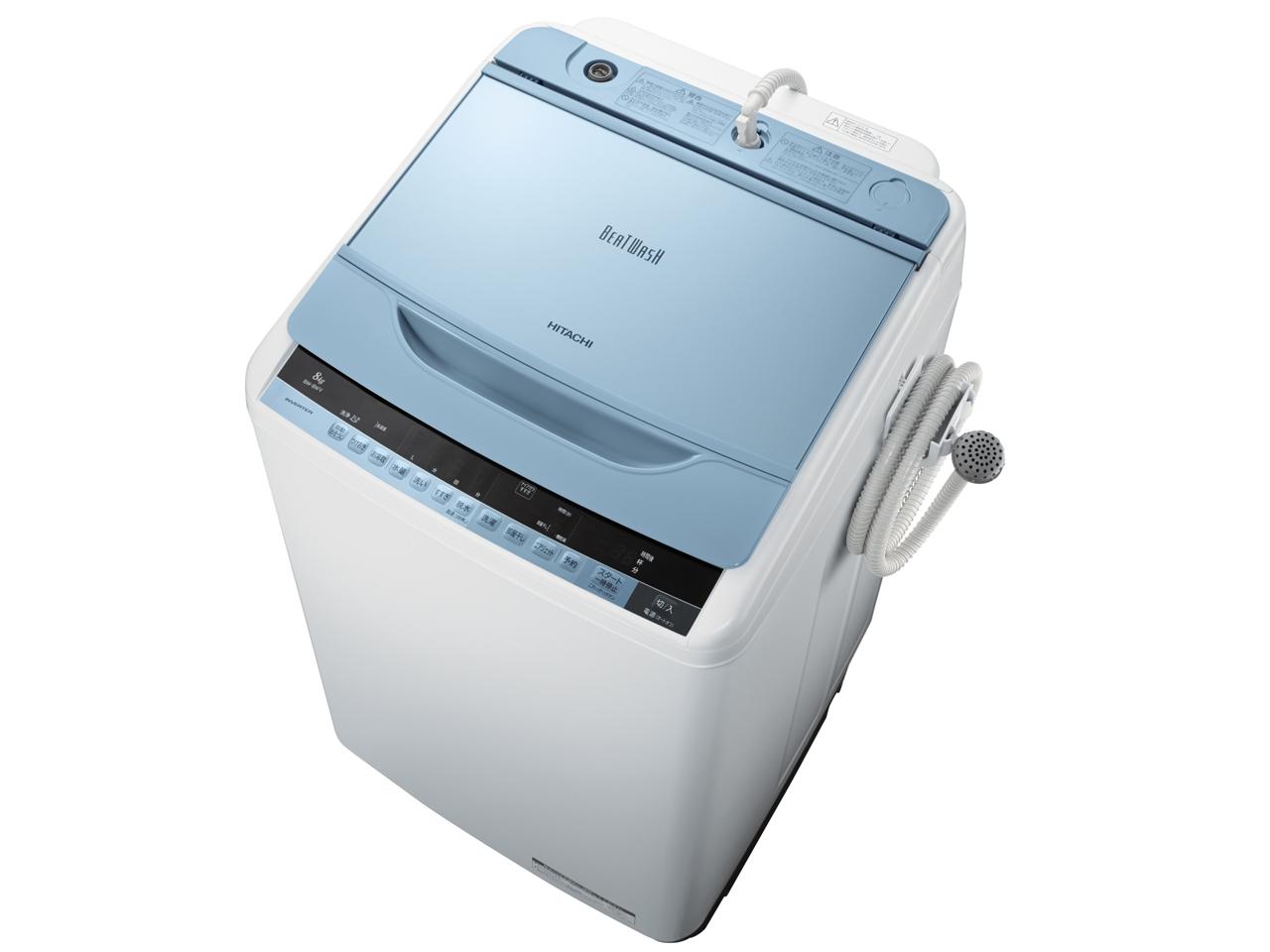 価格.com - ビートウォッシュ BW-8WV(A) [ブルー] の製品画像