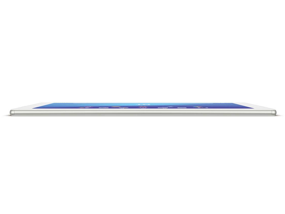 �w�{�� ���ʁx Xperia Z4 Tablet Wi-Fi���f�� SGP712JP/W [�z���C�g] �̐��i�摜