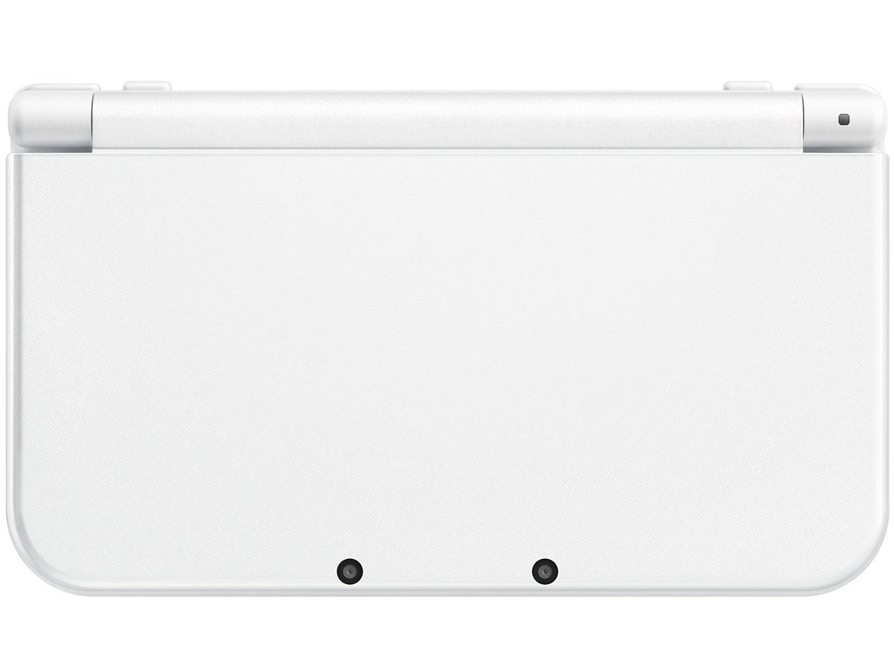 Newニンテンドー3DS LL パールホワイト の製品画像