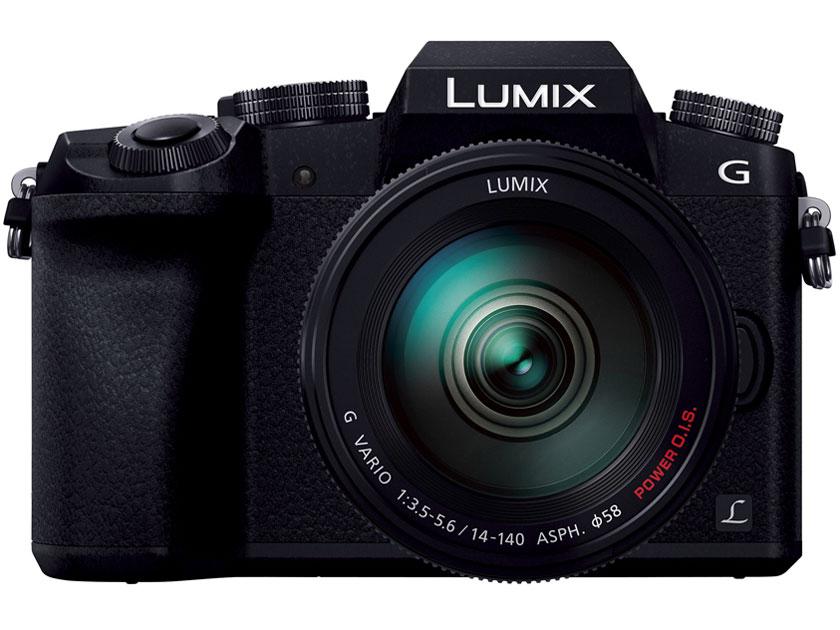 LUMIX DMC-G7H 高倍率ズームレンズキット の製品画像