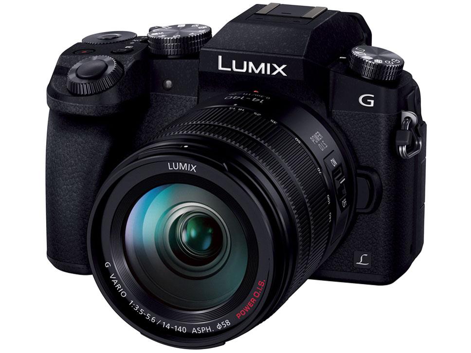 『本体 正面1』 LUMIX DMC-G7H 高倍率ズームレンズキット の製品画像