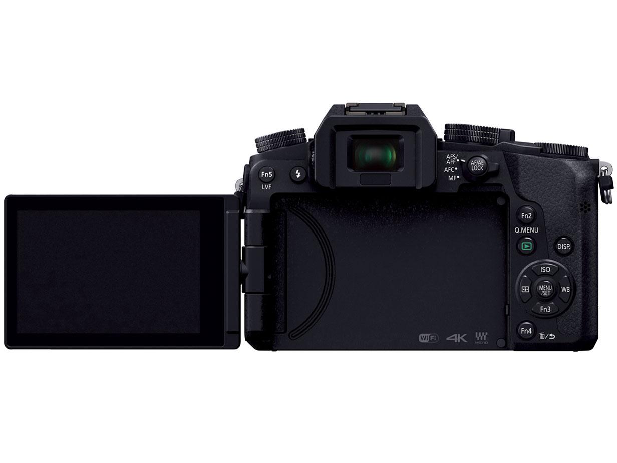 『本体 背面 バリアングル』 LUMIX DMC-G7H 高倍率ズームレンズキット の製品画像