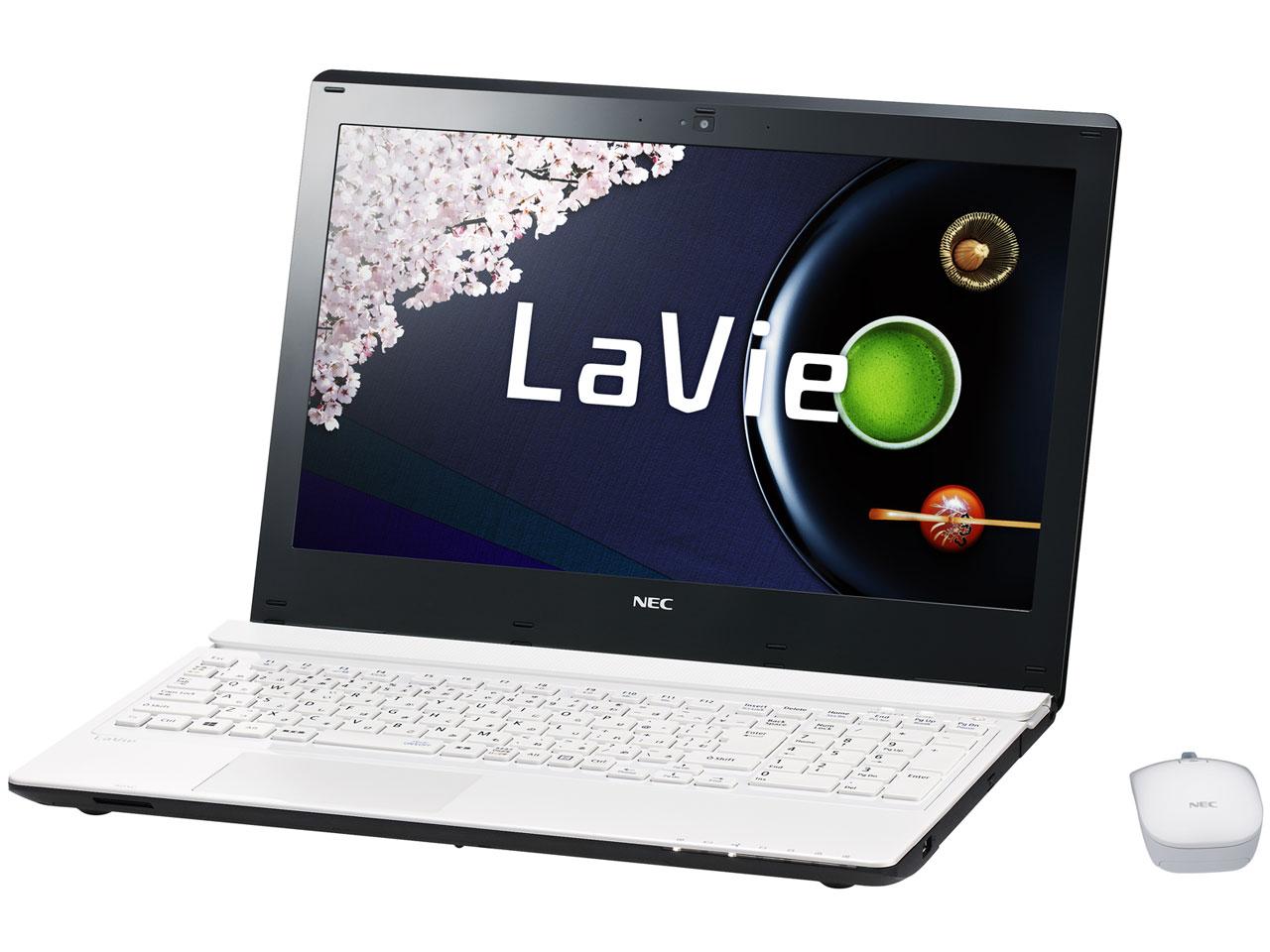 LaVie Note Standard GN202F/S4 PC-GN202FSADA54D4TDA �̐��i�摜