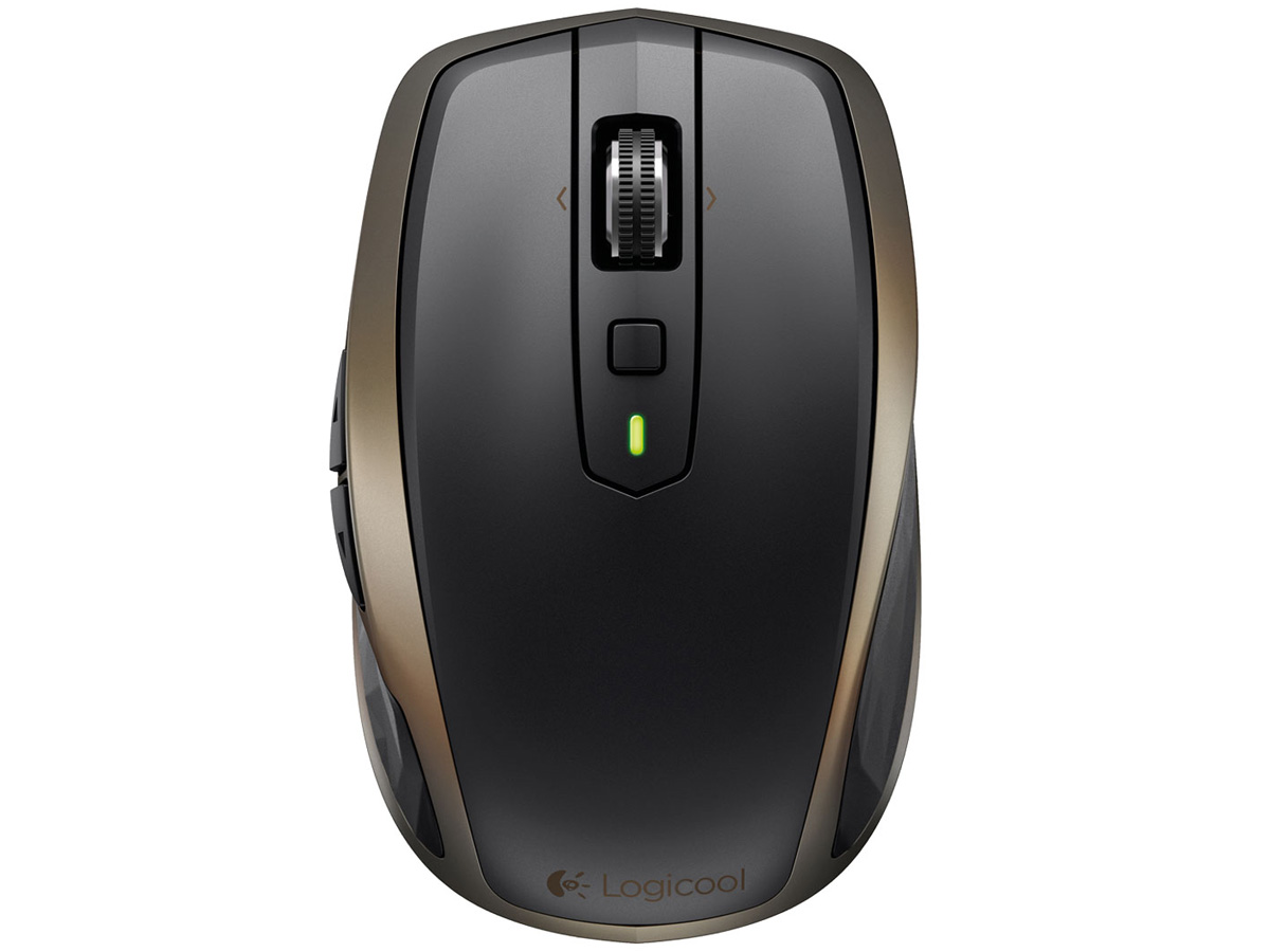 MX Anywhere 2 Wireless Mobile Mouse MX1500 [ブラック] の製品画像
