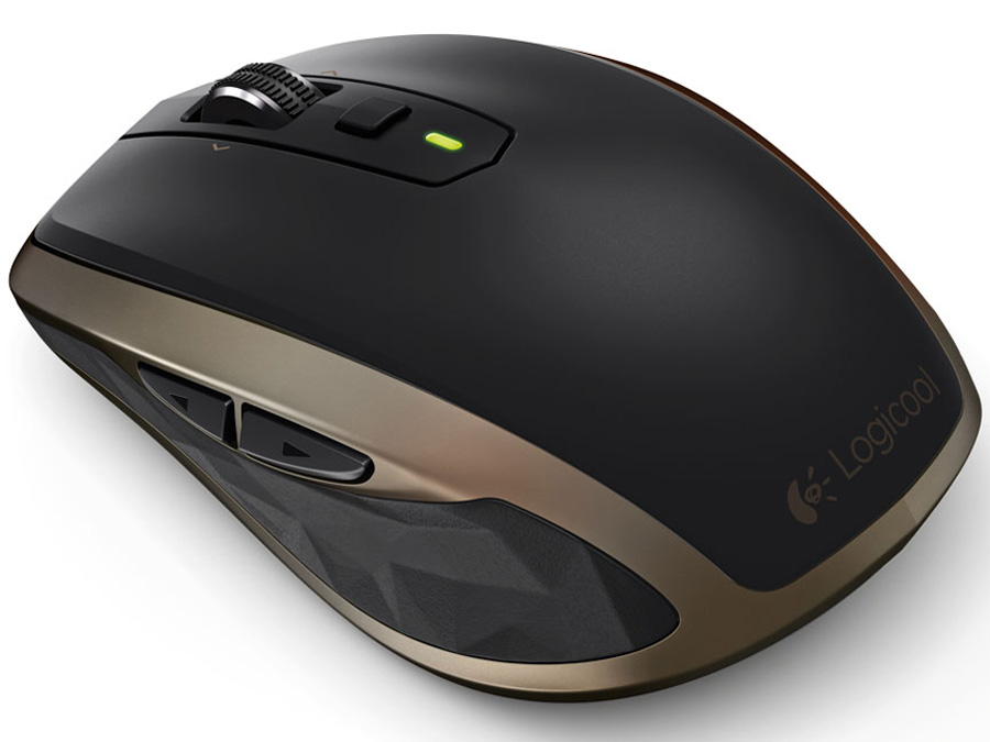 『本体1』 MX Anywhere 2 Wireless Mobile Mouse MX1500 [ブラック] の製品画像