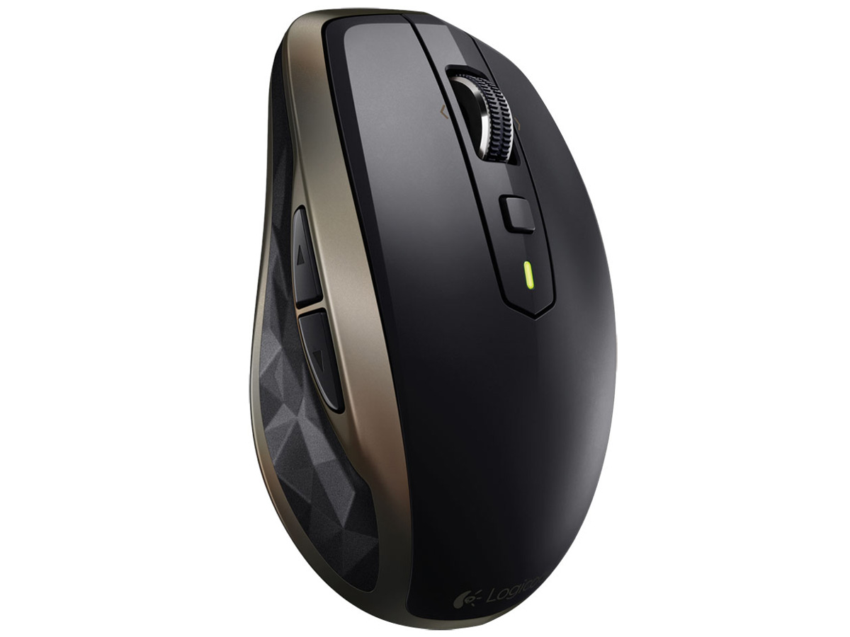『本体2』 MX Anywhere 2 Wireless Mobile Mouse MX1500 [ブラック] の製品画像