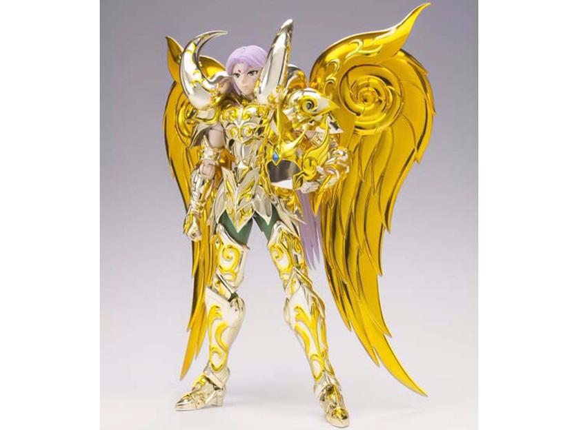 聖闘士聖衣神話EX アリエスムウ 神聖衣 の製品画像