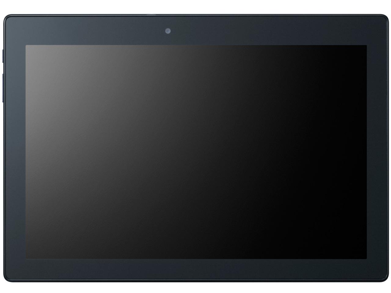 『本体 正面』 LAVIE Tab E TE510/BAL PC-TE510BAL の製品画像