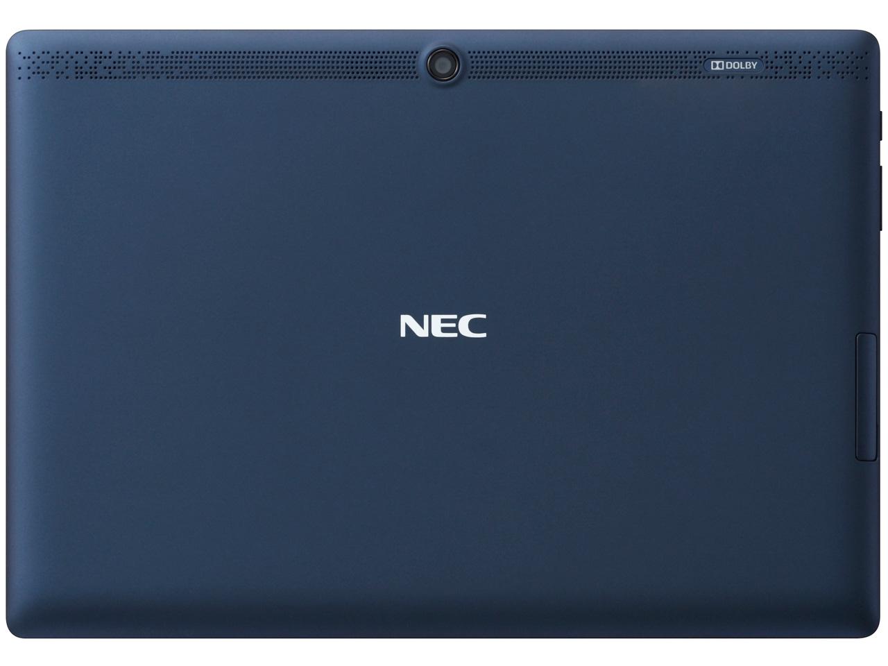 『本体 背面2』 LAVIE Tab E TE510/BAL PC-TE510BAL の製品画像