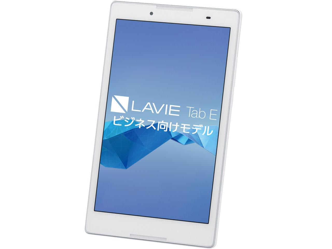 LAVIE Tab E TE508/BAW PC-TE508BAW �̐��i�摜