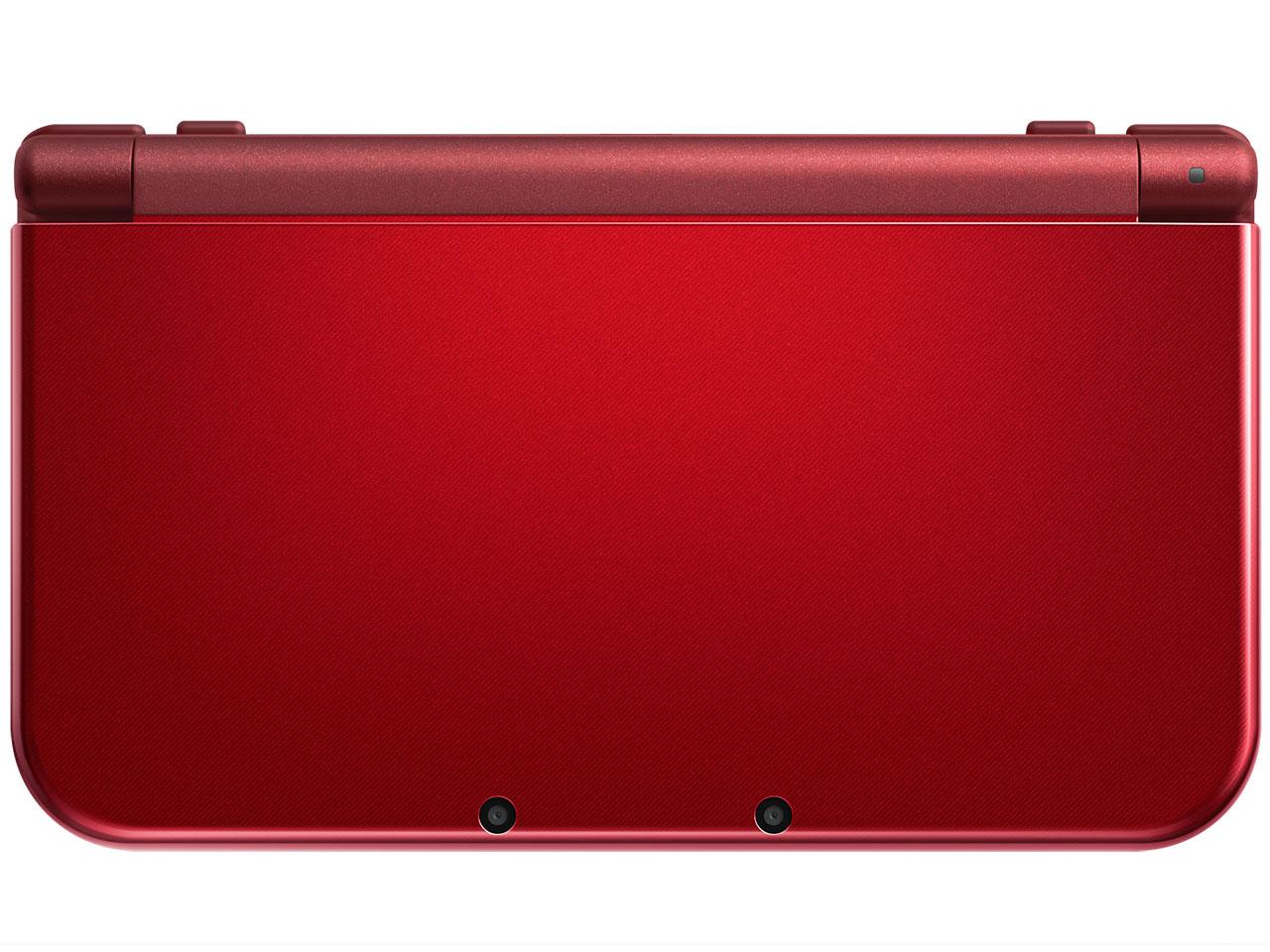 Newニンテンドー3DS LL メタリックレッド の製品画像