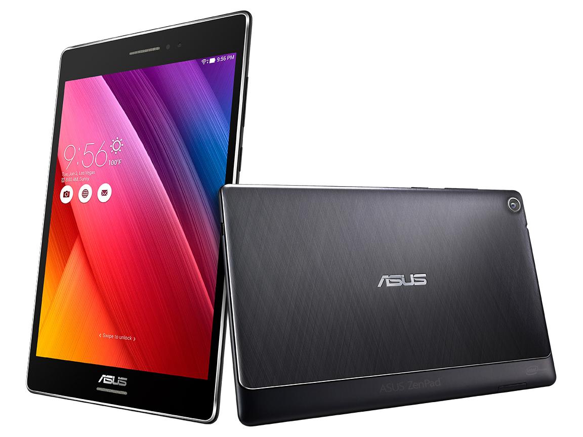 ASUS ZenPad S 8.0 Z580CA-BK32 [�u���b�N] �̐��i�摜