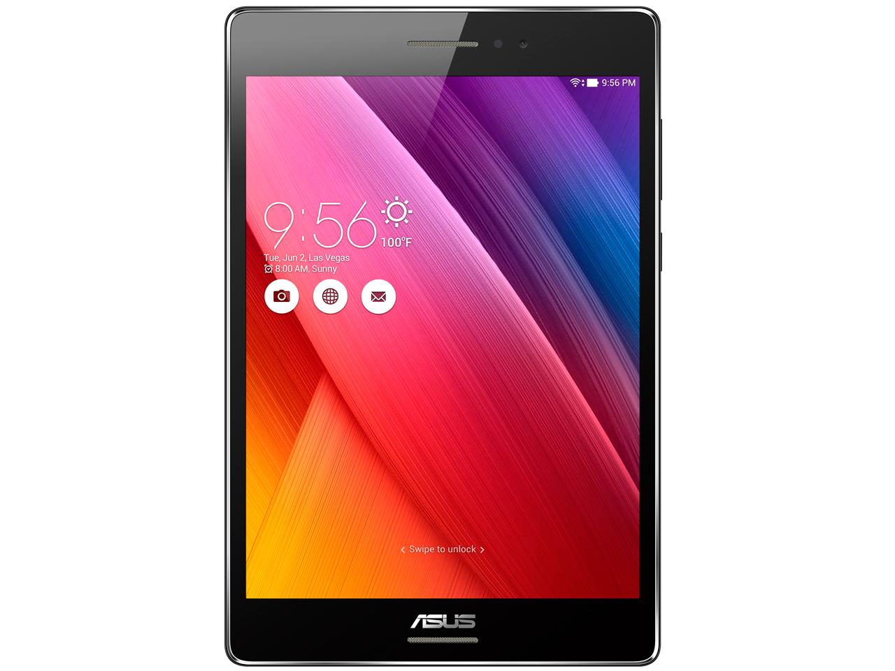 『本体1』 ASUS ZenPad S 8.0 Z580CA-BK32 [ブラック] の製品画像