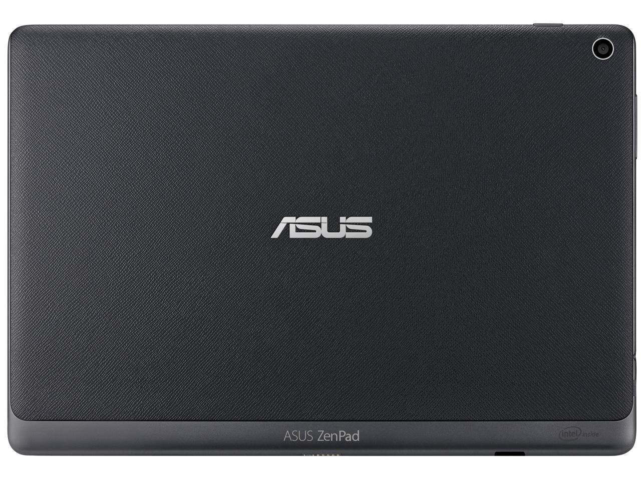 『本体 背面』 ASUS ZenPad 10 Z300C-BK16 [ブラック] の製品画像