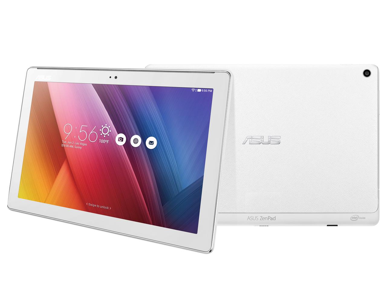 ASUS ZenPad 10 Z300C-WH16 [�z���C�g] �̐��i�摜
