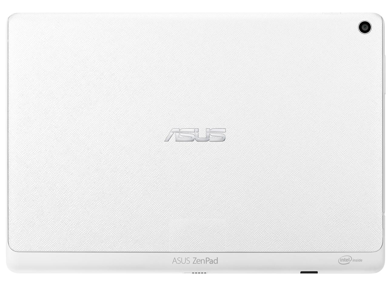 �w�{�� �w�ʁx ASUS ZenPad 10 Z300C-WH16 [�z���C�g] �̐��i�摜