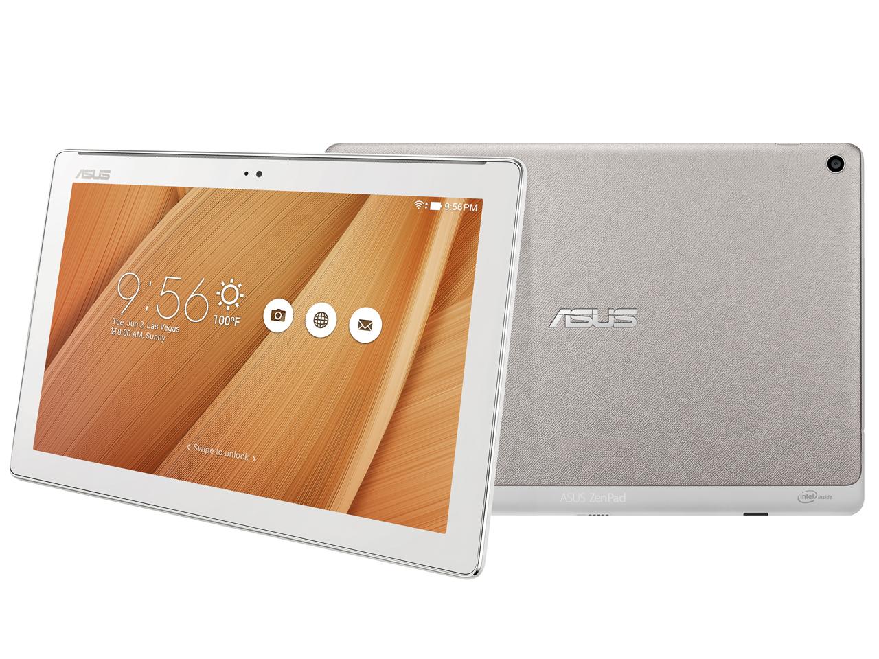 ASUS ZenPad 10 Z300C-SL16 [シルバー] の製品画像