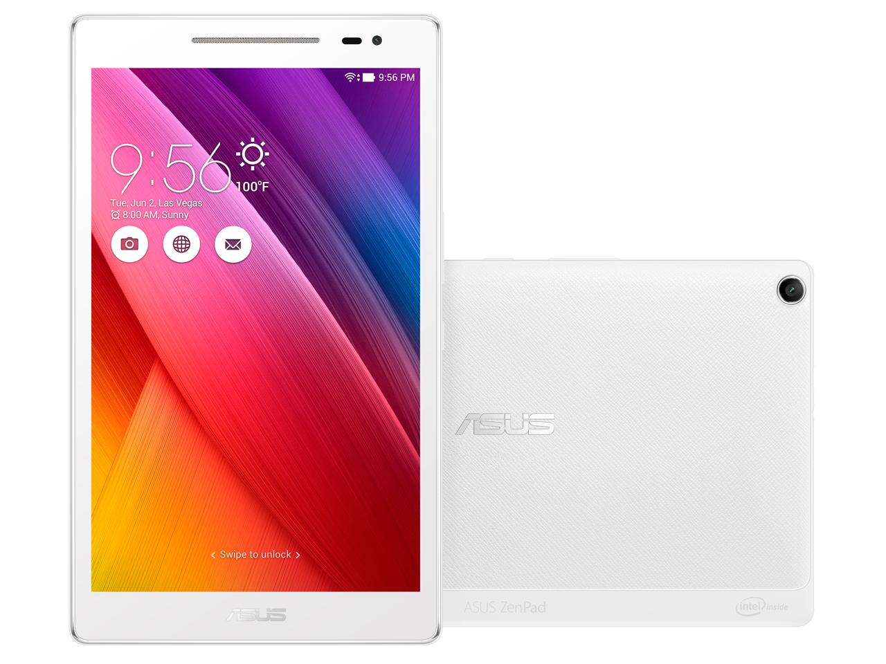 ASUS ZenPad 8.0 Z380C-WH16 [ホワイト] の製品画像