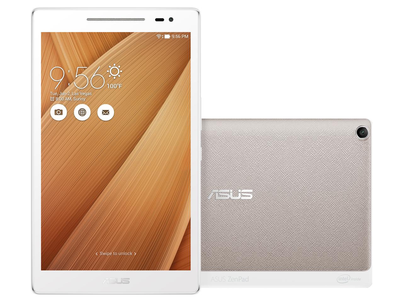 ASUS ZenPad 8.0 Z380C-SL16 [シルバー] の製品画像