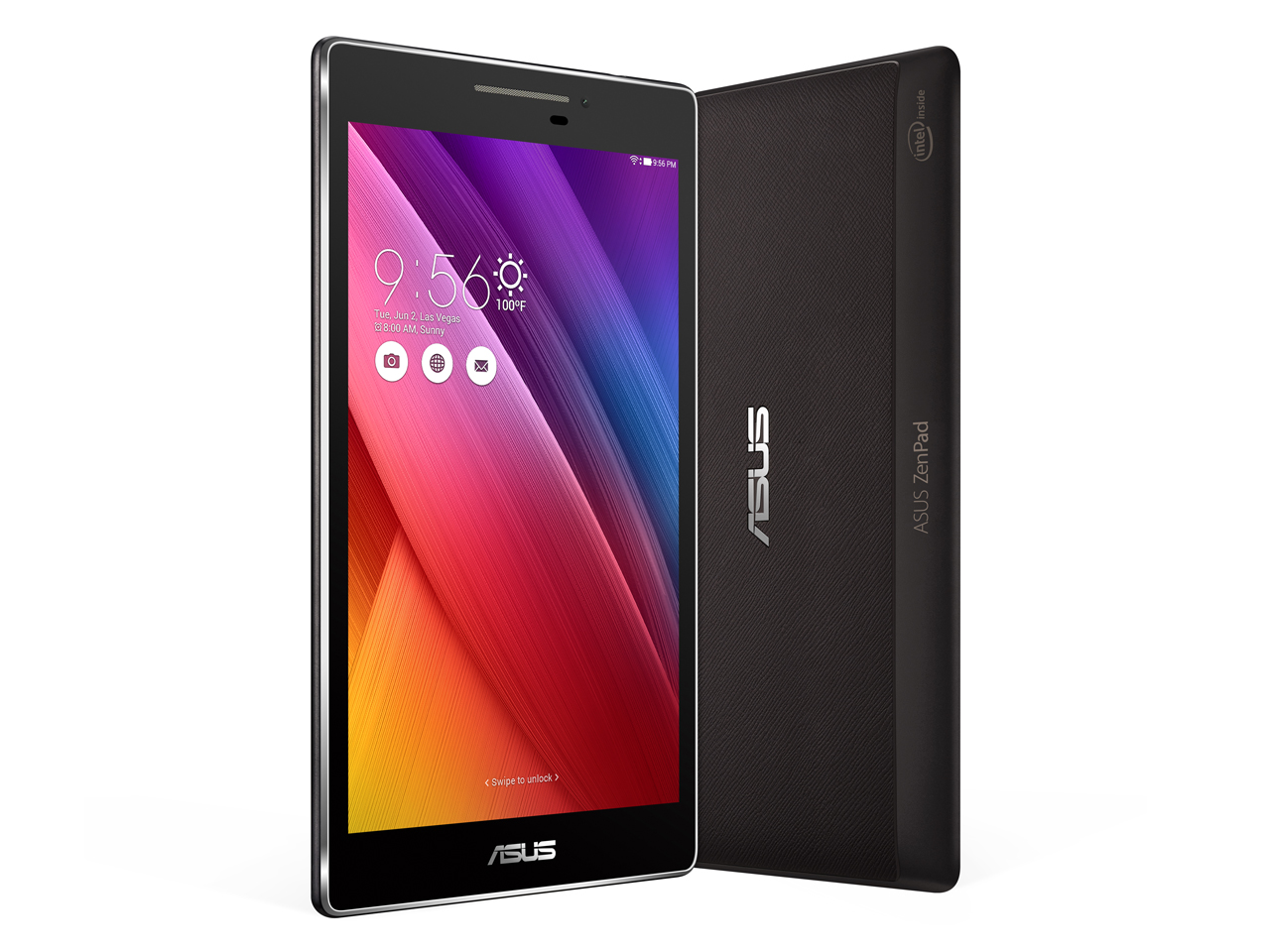 ASUS ZenPad 7.0 Z370C-BK16 [ブラック] の製品画像