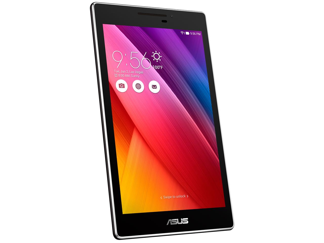 『本体2』 ASUS ZenPad 7.0 Z370C-BK16 [ブラック] の製品画像
