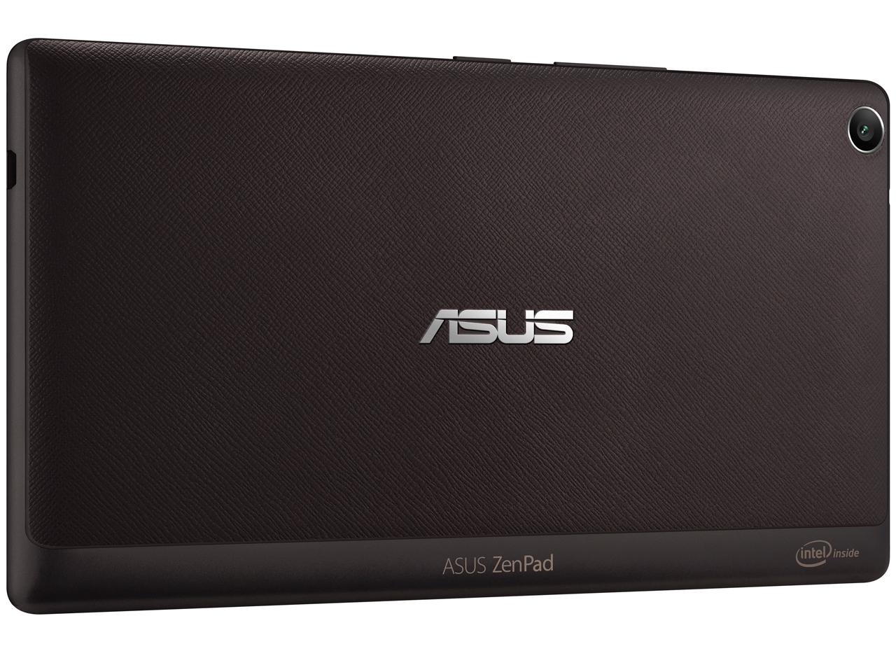 『本体 背面1』 ASUS ZenPad 7.0 Z370C-BK16 [ブラック] の製品画像